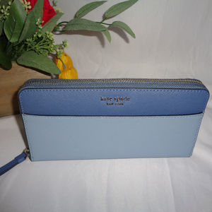 KATE SPADE CAMERON LARGE CONTINENTAL WALLET CLUTCH